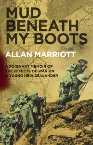 Mud Beneath My Boots Front Cover